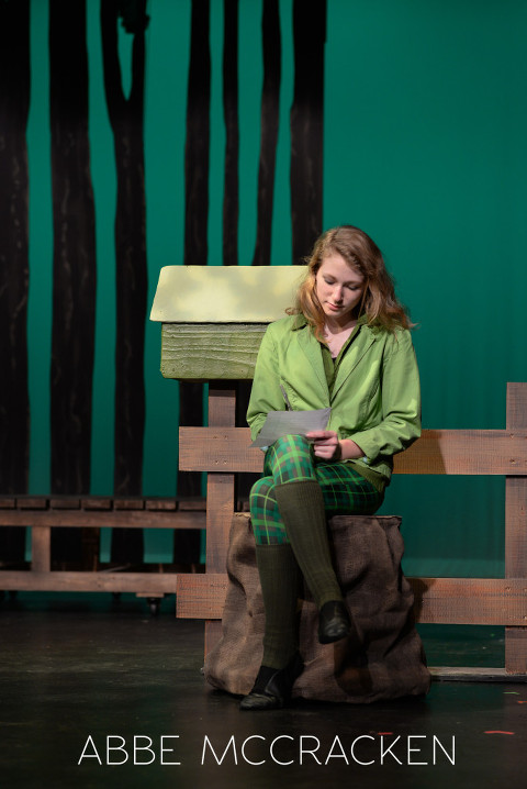 Theater Photography - Matthews Playhouse of the Performing Arts - A Year with Frog and Toad