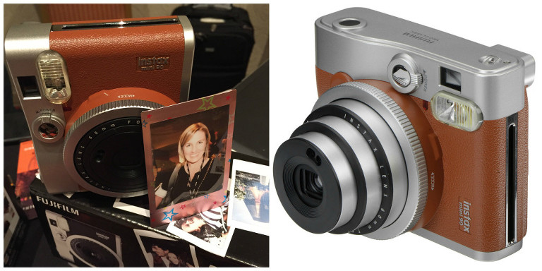 Fuji Mini 90 - Holiday Gift Guide for Photographers of All Ages and Stages by Abbe McCracken, Charlotte Family Photographer