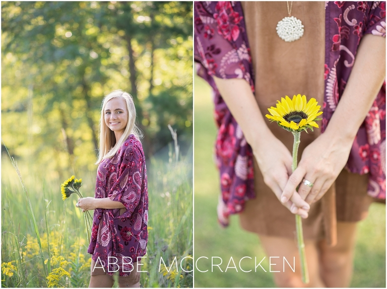 Boho Chic Senior Portraits near Boho Chic Senior Portraits near Charlotte NC