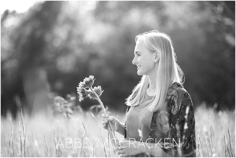 Boho Chic Senior Portraits in Charlotte NC