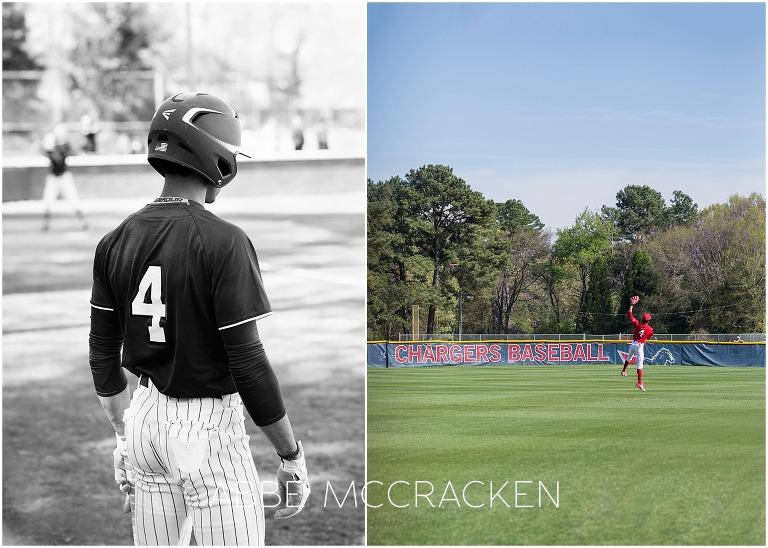 Bryce Daniel - Providence Day High School Baseball